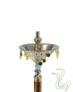 koperen turkish tepsi ashtray
