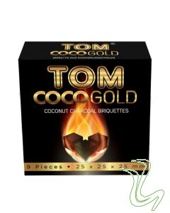 tom cococha gold 9 pieces